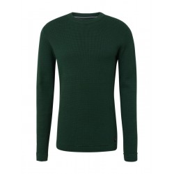 Structured knitted jumper by Tom Tailor Denim