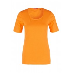 T-Shirt aus Baumwolljersey by s.Oliver Red Label