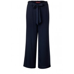 Basic Wide Leg Hose by Street One