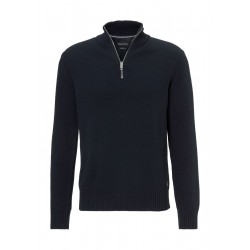 Jumper in a cotton-wool fabric by Marc O'Polo