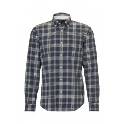 Langarm-Hemd mit Button-Down-Kragen by Marc O'Polo
