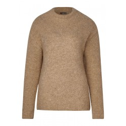 Flauschiger Pullover by Street One