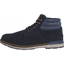Lace-up suede outdoor boots by Tommy Hilfiger
