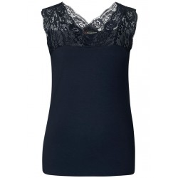 Top with lace insert by Street One