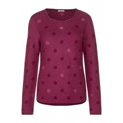 Sweater with dots by Cecil