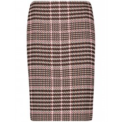 Skirt with a check pattern by Gerry Weber Collection