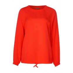 Cupro blouse by Street One