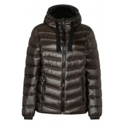 Outdoor jacket with stitching by Street One
