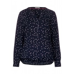 Blouse with dots pattern by Cecil