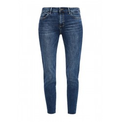 Shape Ankle: Jeans mit Piping by s.Oliver Red Label