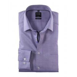 Modern fit: Luxor shirt by Olymp
