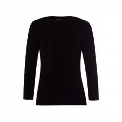 Bateau Collar Pullover by More & More