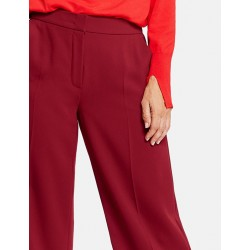 Culottes with pressed pleats by Gerry Weber Collection