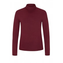 Fine knit polo neck jumper by s.Oliver Black Label