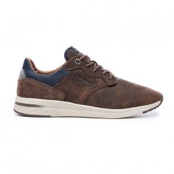Leather sneaker by Pepe Jeans London