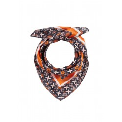 Nicky scarf with an all-over pattern by s.Oliver Black Label