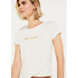 Short sleeve T-shirt by Comma
