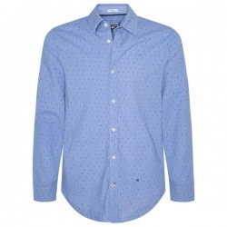Shirt with micro dot print by Pepe Jeans London