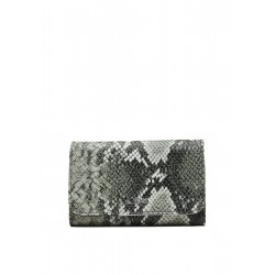 Flap purse in a snakeskin look by s.Oliver Red Label
