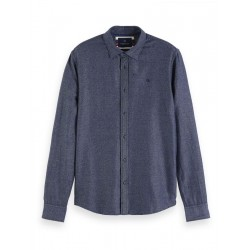 Regular Fit : Structured Shirt by Scotch & Soda