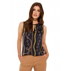Blouse top by Comma