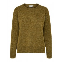 Pull en maille oversize by Selected