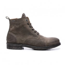 Leather ankle boots by Pepe Jeans London
