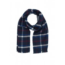 Check woven scarf by s.Oliver Red Label