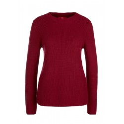 Textured knit jumper by s.Oliver Red Label