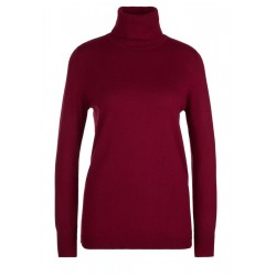 Fine knit turtleneck jumper by s.Oliver Red Label