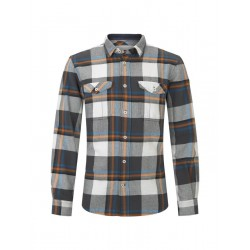 Flannel shirt by Tom Tailor