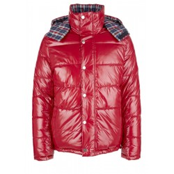 Reversible quilted puffer jacket by s.Oliver Red Label