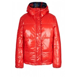 Puffer jacket with a reversible function by s.Oliver Red Label