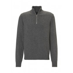 Sweater in virgin wool-cotton mix by Marc O'Polo