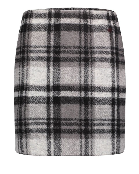 Check skirt by Betty Barclay