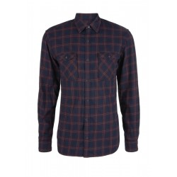 Regular: Shirt with checks by s.Oliver Red Label