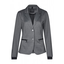 Blazer mit Pepita by Street One