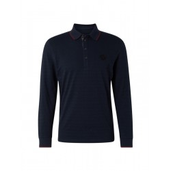 Striped polo shirt by Tom Tailor