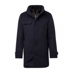 Classic wool coat by Tom Tailor
