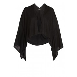 Poncho en maille by Vera Mont