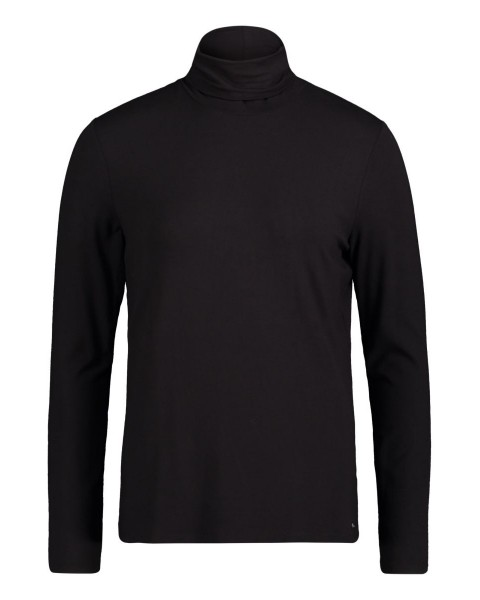 Polo neck top by Betty & Co
