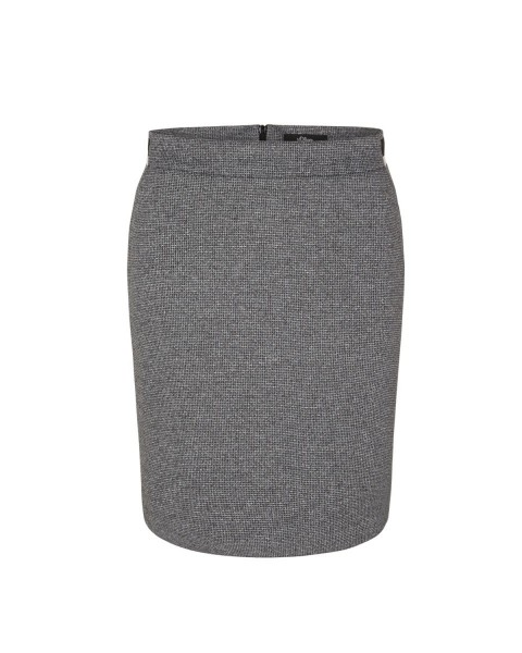 Textured business skirt by s.Oliver Black Label