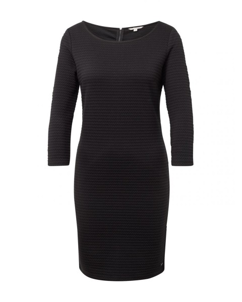Structured mini-dress by Tom Tailor Denim