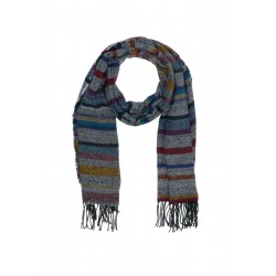 Web scarf with stripes by s.Oliver Red Label