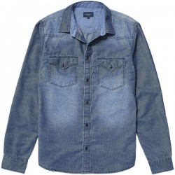 Canyon cord denim shirt by Pepe Jeans London