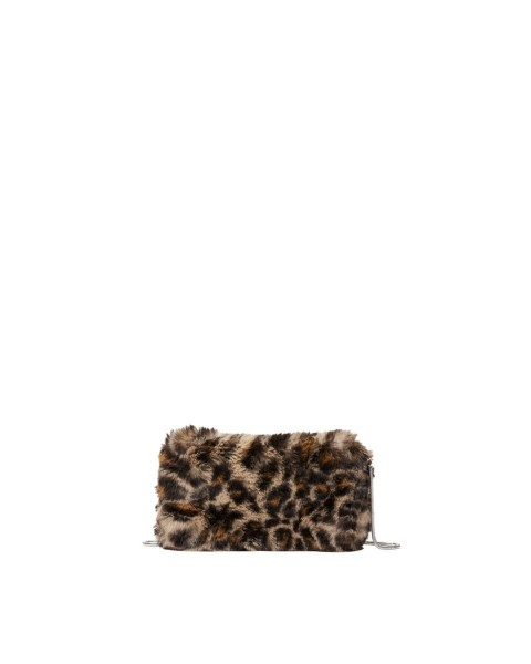 Faux fur city bag by s.Oliver Red Label