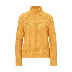 Knitted jumper In a high-quality cotton blend by Marc O'Polo