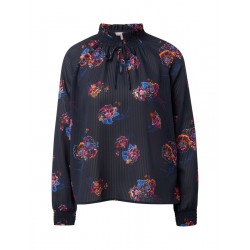 Blouse in Boho style by Tom Tailor Denim