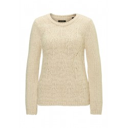 Pullover In a high-quality cotton blend with Alpaca and virgin wool by Marc O'Polo