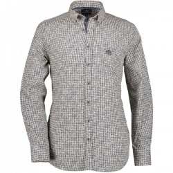 Cotton shirt with stretch by State of Art